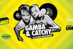 Good To Danz: GAMBA THE LENK & CATCHY aka EXTREME ENT.