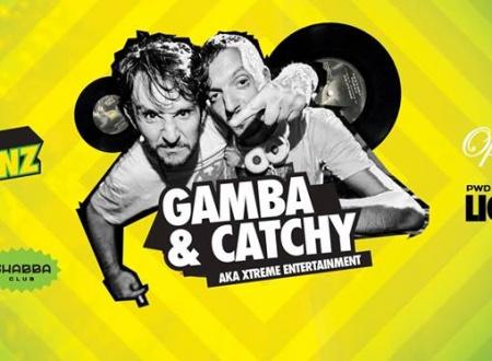 Good To Danz: GAMBA THE LENK & CATCHY aka EXTREME ENT.