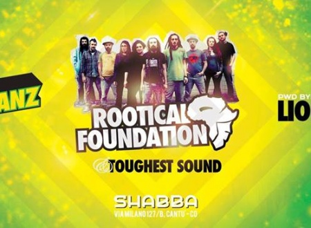Good To Danz: ROOTICAL FOUNDATION FAMILY & TOUGHEST SOUND
