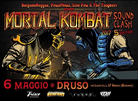 MORTAL KOMBAT SOUNDCLASH 5th Ed: Join the Sound War!
