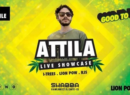 Good To Danz SPECIAL EDITION:  ATTILA aka the Barbarian at SHABBA CLUB
