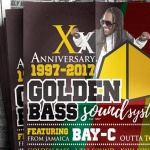 GOLDEN BASS 20th ANNIVERSARY at COX18, Milano