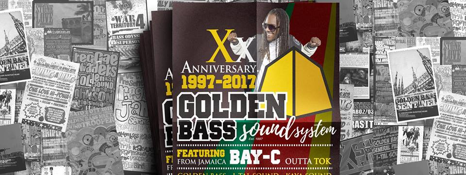 Golden Bass 20th anniversary