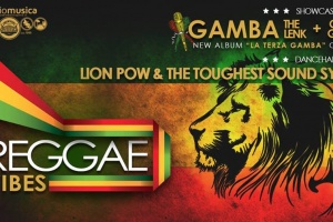 THIS WEEK PARTY: REGGAE VIBES at SPAZIO MUSICA (PV)