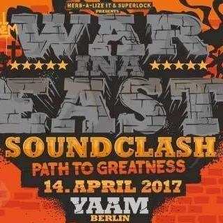 War Ina East Audio