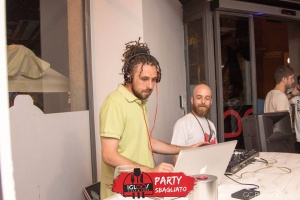 SBAGLIATO PARTY in SEREGNO TOWN: TOMORROW NIGHT!!!