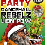 WEEDMAS DANCEHALL PARTY: Milano get ready!!!
