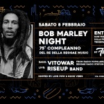 Bob Marley 75th Anniversary: Rum&Boom celebration at Ht Factory